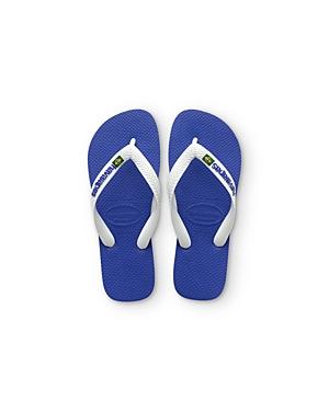havaianas Boys' Brazil Flip-Flops - Toddler, Little Kid, Big Kid