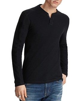 John Varvatos Star USA - Henley