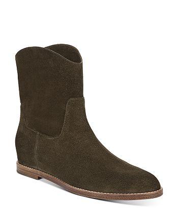 Vince - Women's Sinclair Hidden Wedge Boots