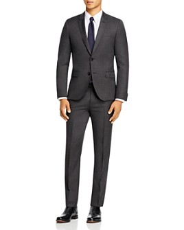 HUGO - Arti Birdseye Extra Slim Fit Suit Separates