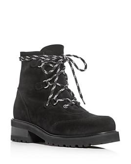La Canadienne - Women's Charm Shearling Waterproof Hiking Boots