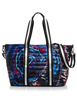 Think Royln - Wingman Graffiti-Print Tote