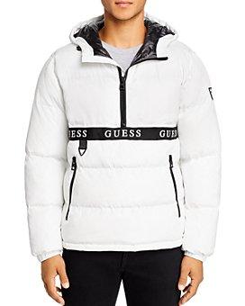 GUESS - Popover Half-Zip Regular Fit Jacket