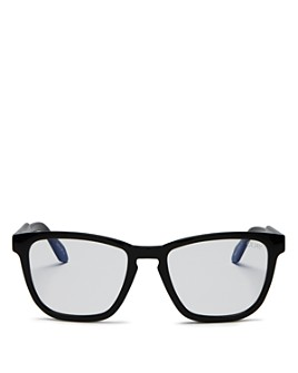 Quay - Unisex Quay x Chrissy Teigen Hardwire Square Blue Light Glasses, 55mm
