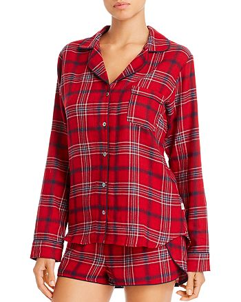UGG® - Milo Plaid Flannel Pajama Set