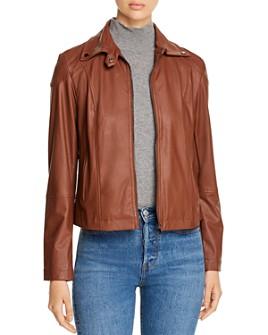 Lyssé - Chelsea Faux-Leather Jacket
