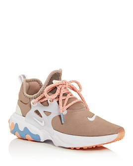 Nike - Women's React Presto Low-Top Sneakers