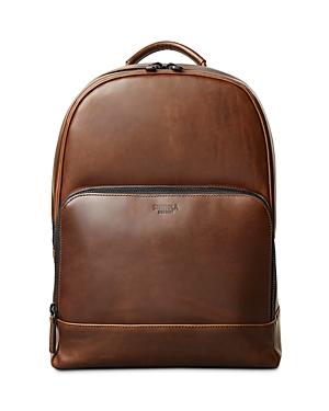 Shinola Fulton Leather Backpack-Men