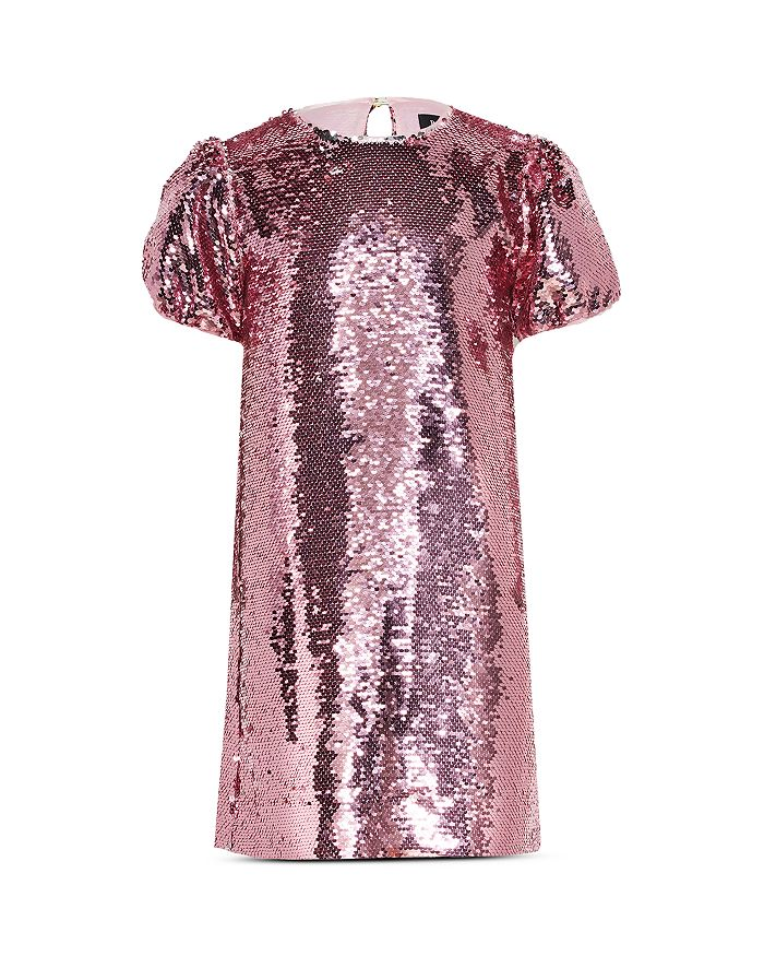 Bardot Junior - Girls' Harriet Sequined Shift Dress - Little Kid