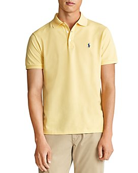 Polo Ralph Lauren - Custom Slim Fit Stretch Polo Shirt
