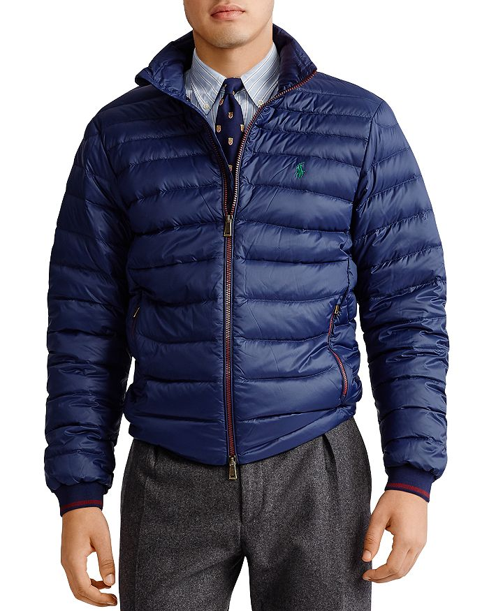 Polo Ralph Lauren - Packable Quilted Down Jacket