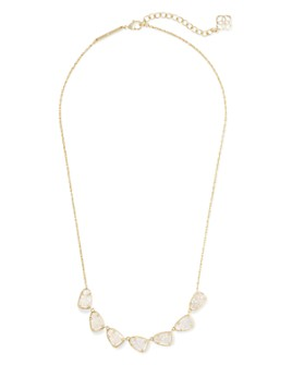 "Kendra Scott - Susanna Multi Stone Necklace, 16""-18"""