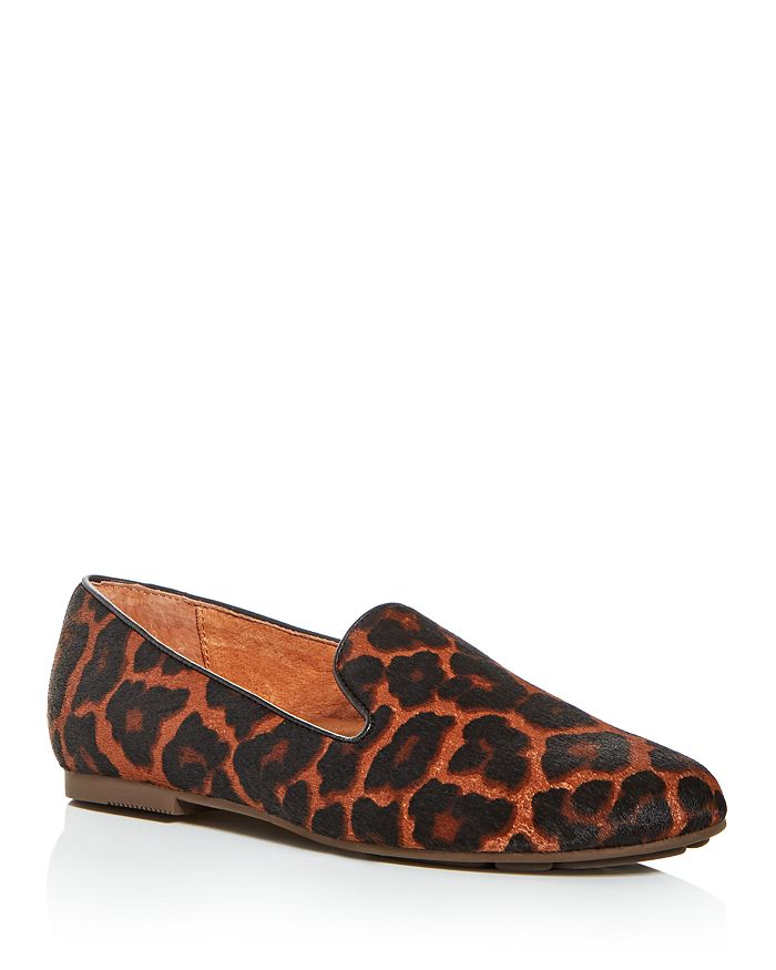 Gentle Souls by Kenneth Cole - Women's Eugene Leopard-Print Calf Hair Flats