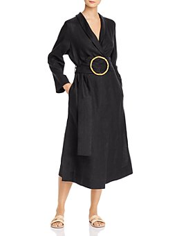 Sleeper - Linen Wrap Dress