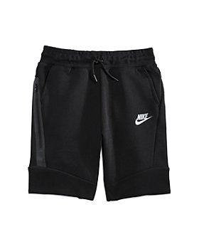 Nike - Boys' Tech Fleece Shorts - Little Kid