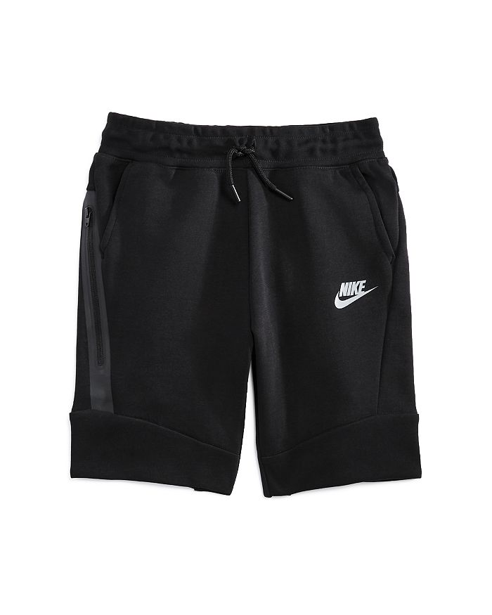 Nike - Boys' Tech Fleece Shorts - Little Kid