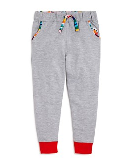 Isaac Mizrahi Loves Sesame Street - Unisex Elmo Jogger Pants, Baby, Little Kid - 100% Exclusive
