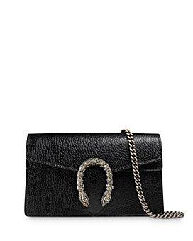 Gucci - Dionysus Leather Super Mini Bag