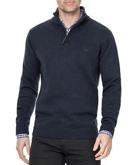 Rodd & Gunn - Merrick Bay Quarter-Zip Sweater