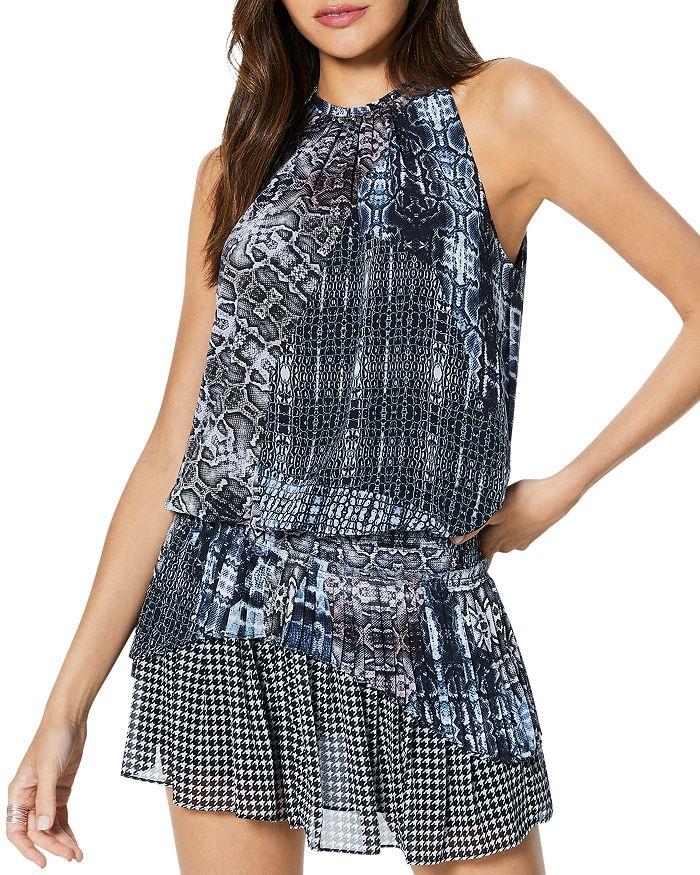 Ramy Brook - Monae Printed Mini Dress