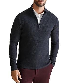 Zachary Prell - Higgins Quarter-Zip Sweater