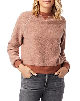ALTERNATIVE - Teddy Textured Sweatshirt