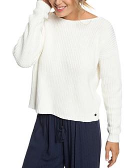 Roxy - Twist-Back Sweater