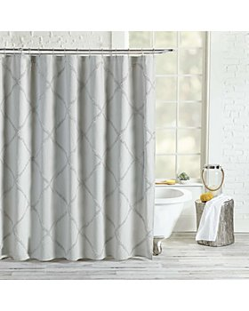 Peri Home - Lattice Shower Curtain