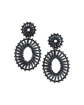 BAUBLEBAR - Kiera Beaded Drop Earrings