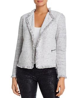NIC and ZOE - Tweed Open Jacket - 100% Exclusive