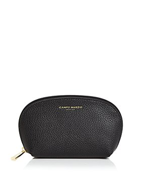 Campo Marzio - Small Leather Cosmetic Case