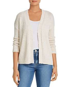 Marled - Cotton Open Cardigan