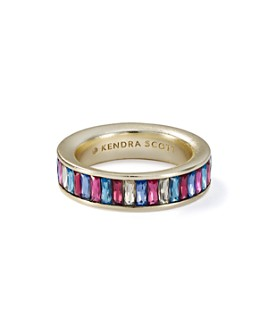 Kendra Scott - Jack Multicolor Faceted-Stone Ring