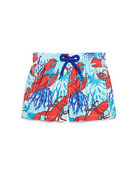 Vilebrequin - Kid's Lobsters and Coral Swim Trunks