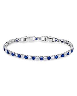 Swarovski - Deluxe Crystal Tennis Bracelet