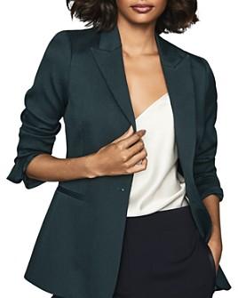 REISS - Neya Slim Fit Single-Button Blazer