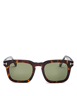 Tom Ford - Men's Dax Square Sunglasses, 50mm