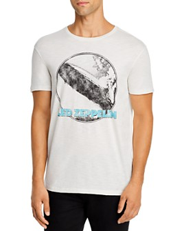 John Varvatos Collection - x Led Zeppelin Graphic Logo Tee