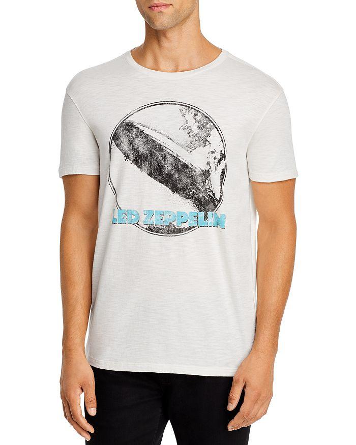 John Varvatos Collection - x Led Zeppelin Graphic Logo Tee