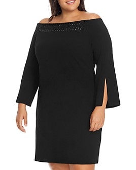 Womens Plus Size Dresses - Bloomingdale\'s