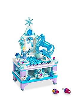 LEGO - Disney Princess Frozen 2 Elsa's Jewelry Box Creation Set - Ages 6+
