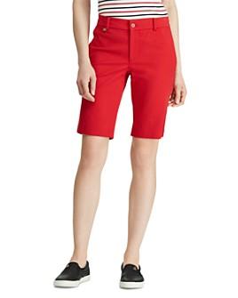Ralph Lauren - Slim Bermuda Shorts