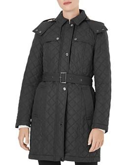 HOBBS LONDON - Poppy Quilted Coat