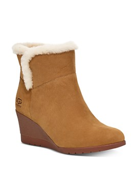 UGG® - Women's Devorah Wedge Heel Booties