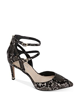 Kenneth Cole - Women's Riley Double Ankle Strap Pumps