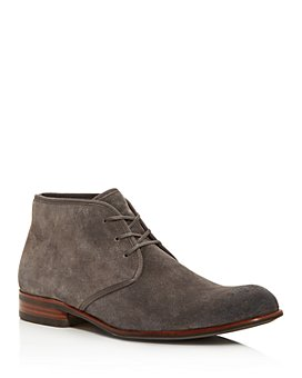 John Varvatos Star USA - Men's Seagher Suede Chukka Boots