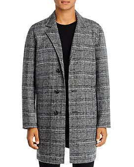7 For All Mankind - Glen Plaid Coat