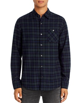 Flag & Anthem - Woodland Regular Fit Shirt