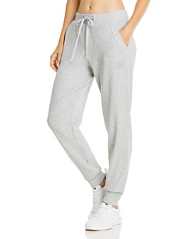 Alo Yoga - Muse Rib-Knit Sweatpants