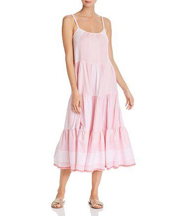 Lemlem - Rekik Cascade Midi Dress